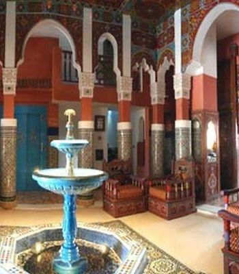 Moroccan House Marrakech photos Interior