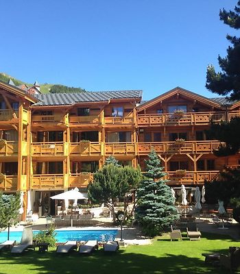 Chalet Mounier photos Exterior Hotel information