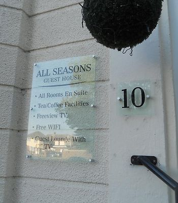 All Seasons Guest House photos Exterior Hotel information