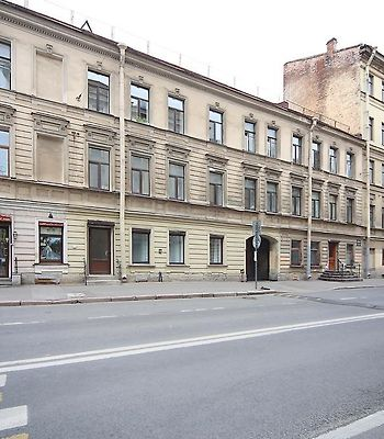 Abc78 Apartment Radisheva 18/2 photos Exterior Hotel information