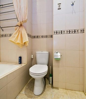 Spacy Apartment Near Moscow State University photos Exterior Hotel information