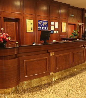 Golden Park Hotel photos Interior Hotel information
