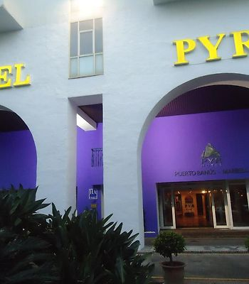 Pyr Marbella photos Exterior Photo album
