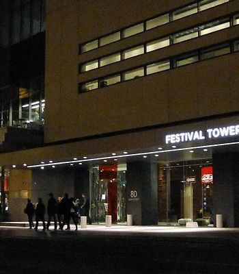 Jj Furnished Apartments Downtown Toronto: Tiff Bell Lightbox photos Exterior Photo album