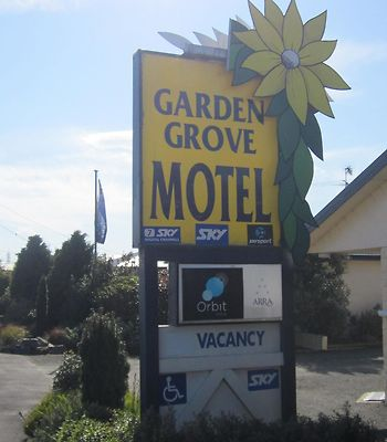 Arra Garden Grove Motel photos Exterior