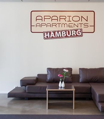 Aparion Apartments Hamburg photos Exterior Hotel information