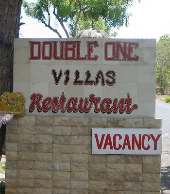 Double One Villas Amed photos Exterior Hotel information