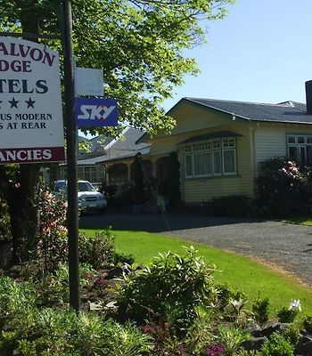 Glenalvon Lodge Motels photos Exterior