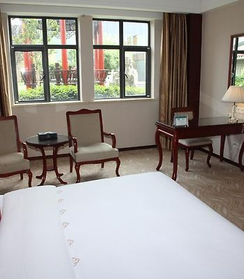 Haiyang Grand Hotel City Center photos Exterior Hotel information