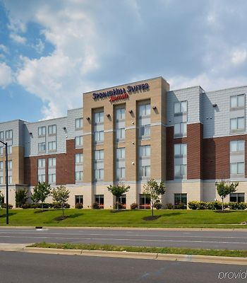 Springhill Suites By Marriott Charlotte Ballantyne Area photos Exterior