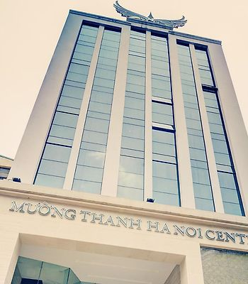 Muong Thanh Hanoi Centre Hotel photos Exterior