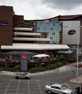 Park Inn By Radisson Cardiff City Centre photos Exterior