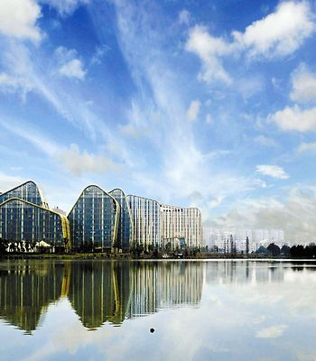 White Horse Lake Jianguo Hotel photos Exterior