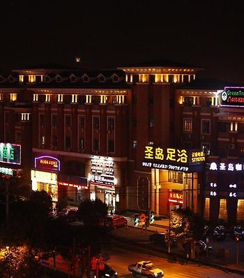 Greentree Inn Songjiang Xincheng photos Exterior