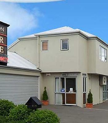 Riccarton Motor Lodge photos Exterior