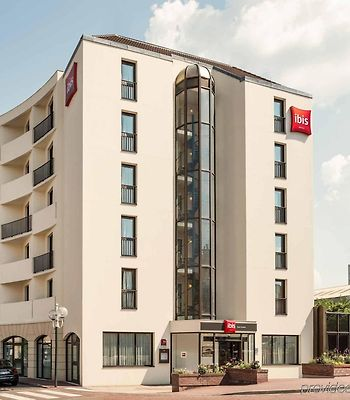 Ibis Saint Gratien photos Exterior