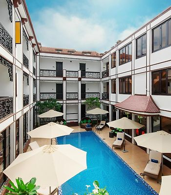 Vinh Hung Library Hotel photos Exterior