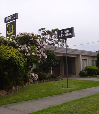 Bairnsdale Town Central Motel photos Exterior