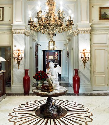 Sacher photos Interior Reception/Lobby
