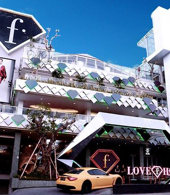 Love F Hotel By Fashiontv photos Exterior
