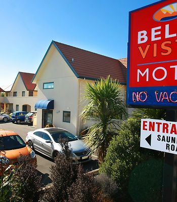 Bella Vista Motel Ashburton photos Exterior