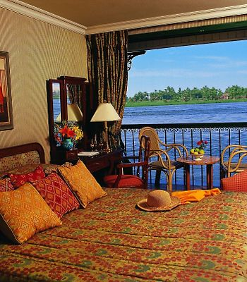 The Oberoi Philae Nile Cruiser photos Room Guest room