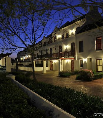 Kleine Zalze Lodge photos Exterior