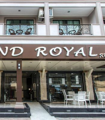 Land Royal Residence Pattaya photos Exterior