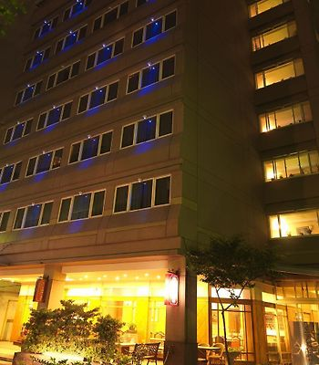 Huang Shin Business Hotel-Chung Kang photos Exterior