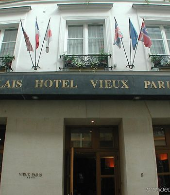 Relais Hotel Du Vieux Paris photos Exterior