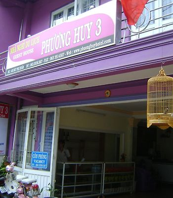 Phuong Huy 3 Guest House photos Exterior