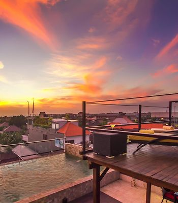 Seminyak Sky Suites By Kupu Kupu Resorts photos Exterior
