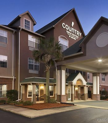 Country Inn & Suites By Carlson, Brunswick I-95, Ga photos Exterior