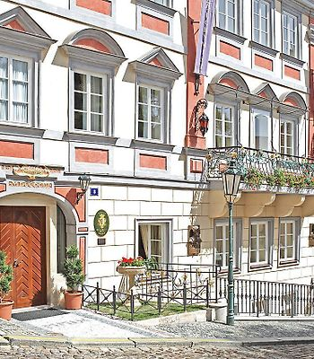 Alchymist Prague Castle Suites photos Exterior