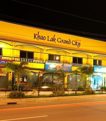 Khaolak Grand City photos Exterior