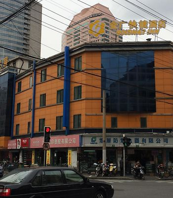 Jin Guang Hotel-People Square Branch photos Exterior