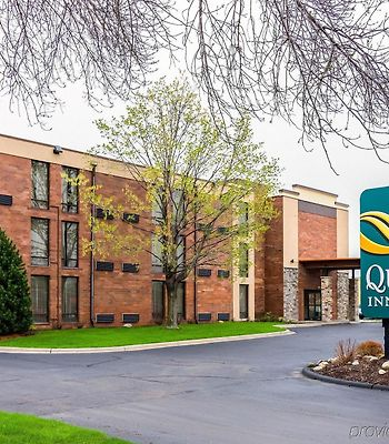 Quality Inn & Suites Arden Hills - Saint Paul North photos Exterior