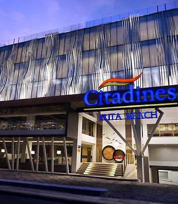 Citadines Kuta Beach Bali photos Exterior