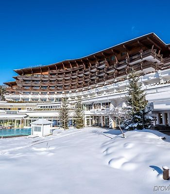 Dorint Alpin Resort Seefeld Tirol photos Exterior