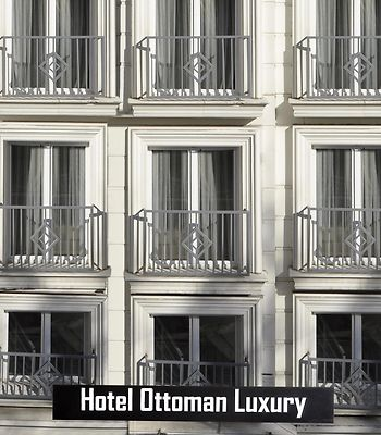 Hotel Ottoman Luxury photos Exterior