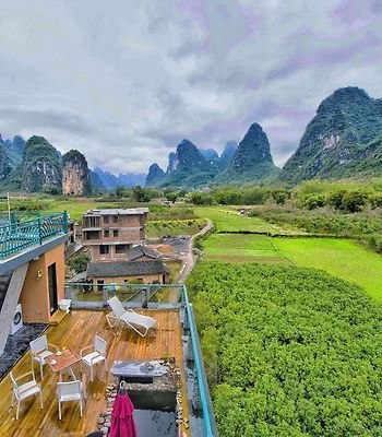Yangshuo Yulong River Gauche Hotel photos Exterior