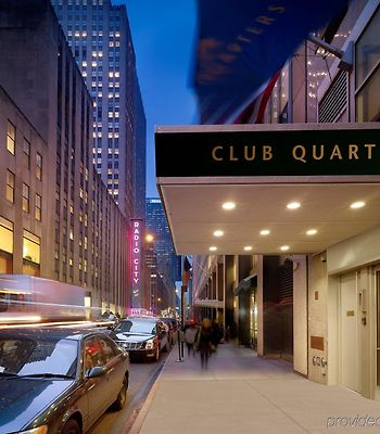Club Quarters, Opposite Rockefeller Center photos Exterior