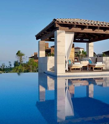 The Romanos, A Luxury Collection Resort, Costa Navarino photos Facilities Cabana pool