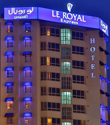 Le Royal Express Salmiya photos Exterior