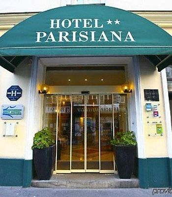Inter-Hotel Parisiana photos Exterior