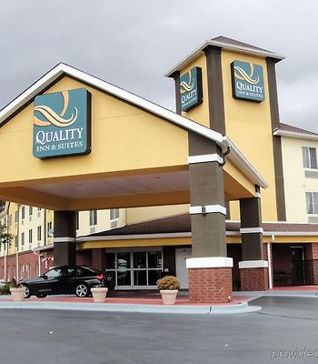 Quality Inn & Suites Huntsville photos Exterior