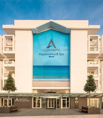 Aqua Hotel Aquamarina photos Exterior