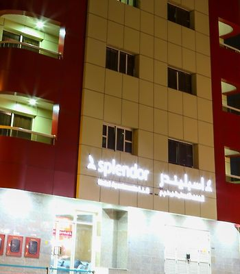 Splendor Hotel Apartments Al Barsha photos Exterior