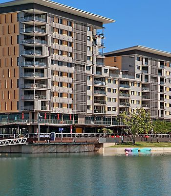 Darwin Waterfront Apartments photos Exterior