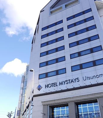 Hotel Mystays Utsunomiya photos Exterior